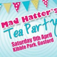 Mad Hatters Tea Party 2016